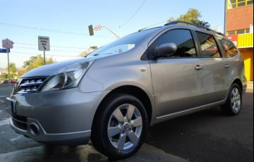 Nissan Grand Livina 1.8 16V (flex) (aut)