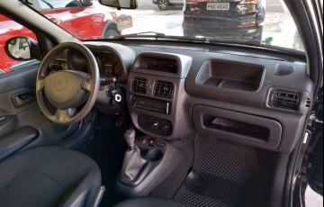 Renault Clio Authentique 1.0 16V (Flex) 2p - Foto #10