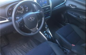 Toyota Yaris 1.3 16V Flex Xl Plus Tech Multidrive - Foto #6