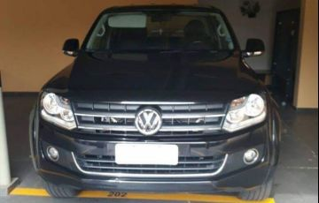 Volkswagen Amarok 2.0 CD 4x4 TDi Dark Label (Aut) - Foto #1