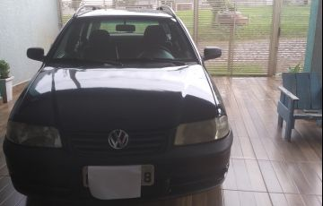 Volkswagen Parati City 1.6 MI (Flex) - Foto #10