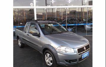 Fiat Strada Working 1.4 (Flex) (Cabine Estendida) - Foto #6