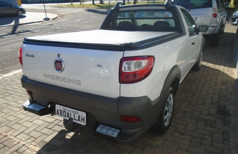 Fiat Strada Working 1.4 (Flex) (Cabine Simples) - Foto #7