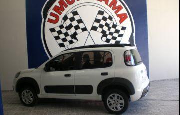 Fiat Uno Way 1.0 8V (Flex) 4p - Foto #8