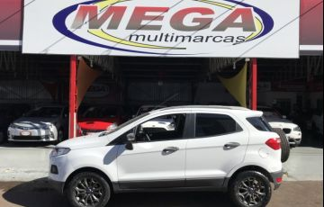 Ford Ecosport Freestyle 1.6 (Flex) - Foto #4