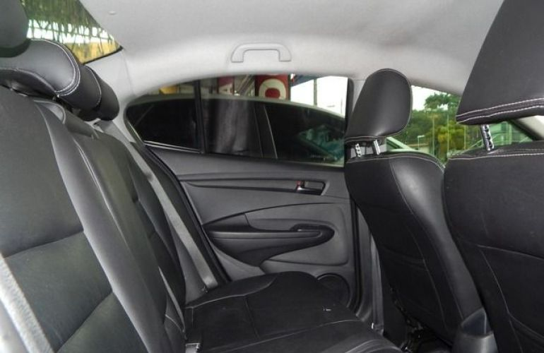 Honda City EX 1.5 16V (flex) - Foto #4