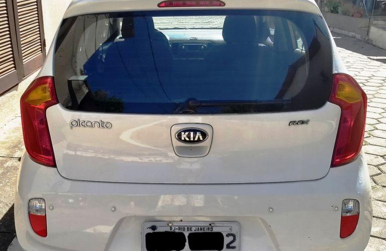 Kia Picanto 1.0 (Flex) J318 - Foto #2