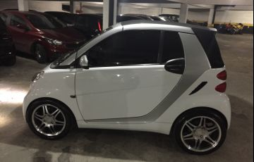 Smart fortwo Cabrio 1.0 12V Turbo (aut)