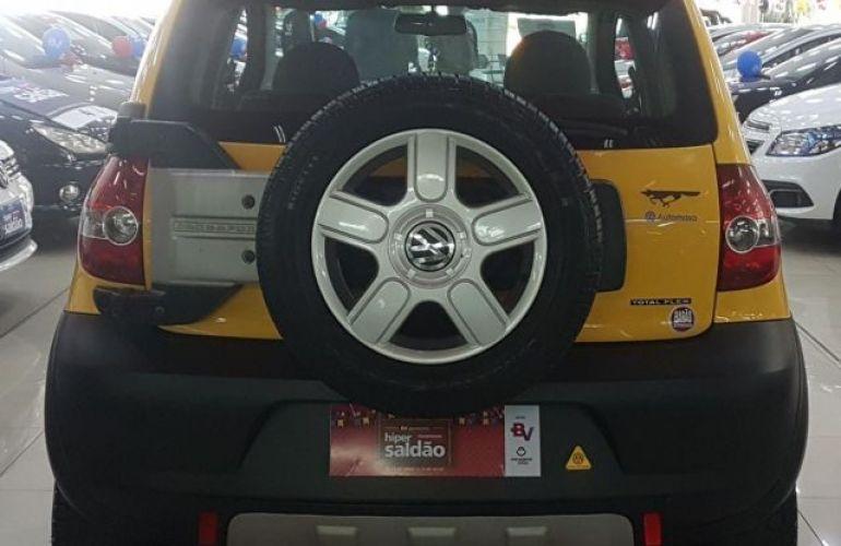 Volkswagen Crossfox 1.6 Mi 8V Total Flex - Foto #5