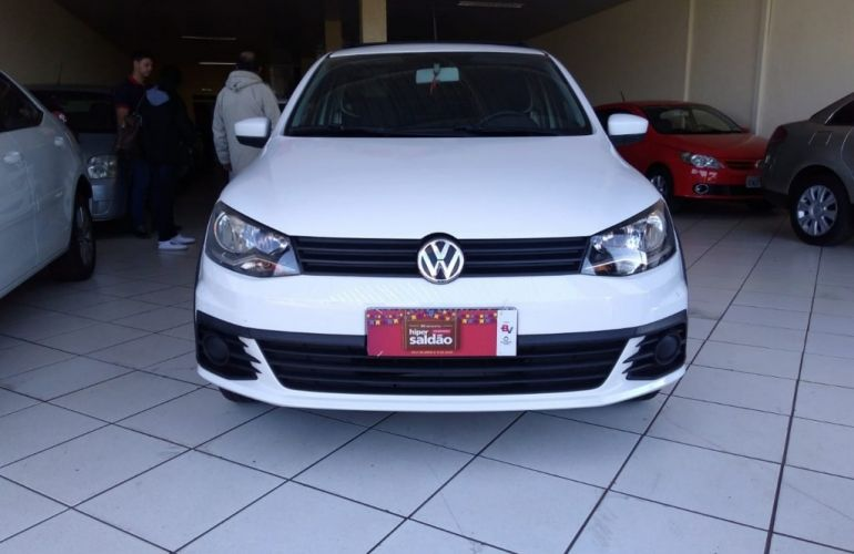 Volkswagen Saveiro 1.6 (Flex) - Foto #3