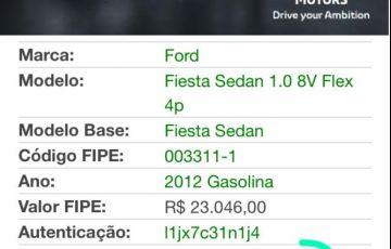 Ford Fiesta Sedan 1.0 Rocam (Flex) - Foto #6