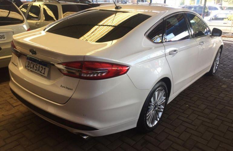 Ford Fusion 2.5 SE iVCT (Flex) (Aut) - Foto #2