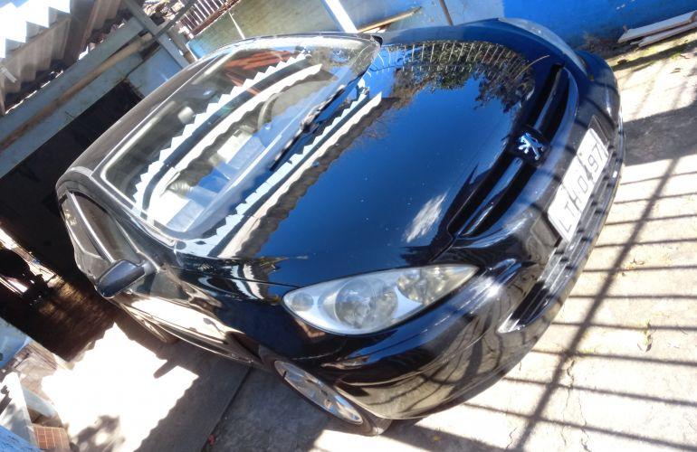 Peugeot 307 Hatch. Feline 2.0 16V - Foto #6