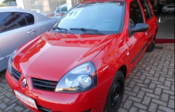 Renault Clio Hatch. Campus 1.0 16V (flex) 4p