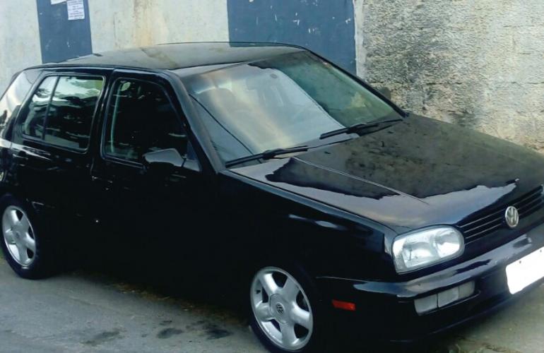 Volkswagen Golf GLX 2.0 MI - Foto #4