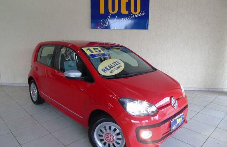 Volkswagen up! Black White Red 1.0l MPI Total Flex - Foto #1