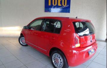 Volkswagen up! Black White Red 1.0l MPI Total Flex - Foto #3