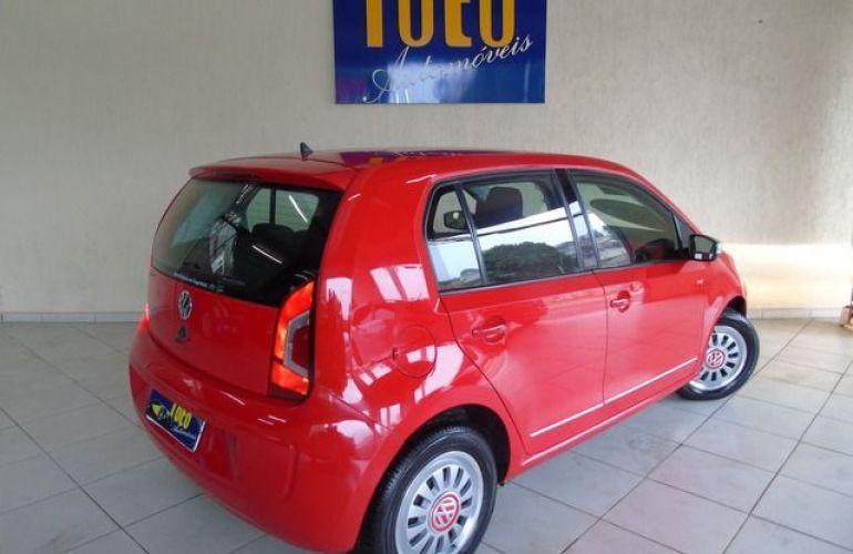 Volkswagen up! Black White Red 1.0l MPI Total Flex - Foto #4