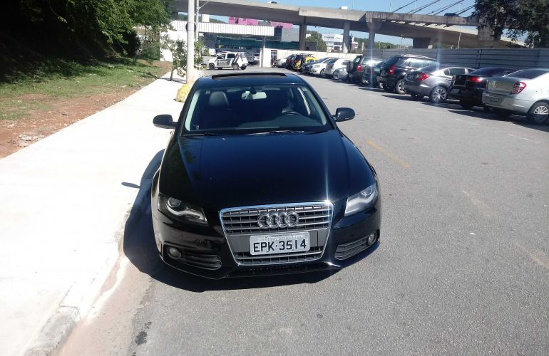 Audi A4 2.0 FSI Turbo (183cv) (multitronic) - Foto #1