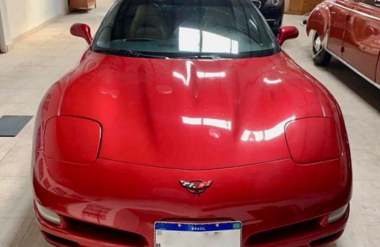 Chevrolet Corvette Conversível 6.2 V8 - Foto #2