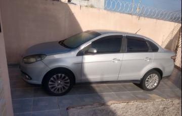 Fiat Grand Siena Tetrafuel 1.4 8V - Foto #6