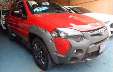 Fiat Strada Adventure Cabine Dupla 1.8 16V Flex