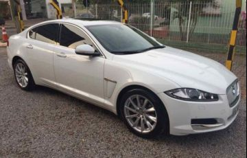 Jaguar XF Premium Luxury 2.0