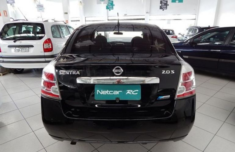 Nissan Sentra 2.0 16V (flex) - Foto #4