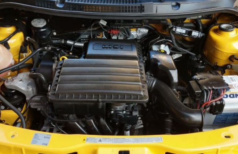 Volkswagen Saveiro Cross CD 1.6 MSI Total Flex - Foto #8