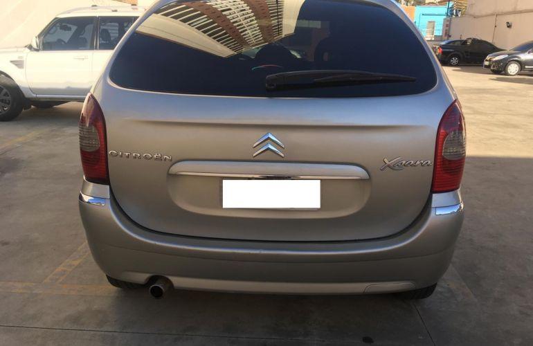 Citroën Xsara Picasso GLX 1.6 16V (flex) - Foto #8