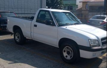 Chevrolet S10 Colina 4x2 2.4 (Flex) (Cab Simples)