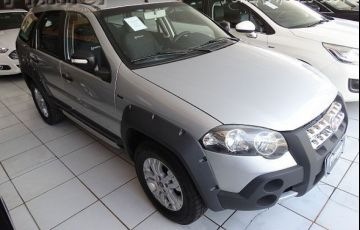 Fiat Palio Adventure Locker 1.8 MPI 16V Flex