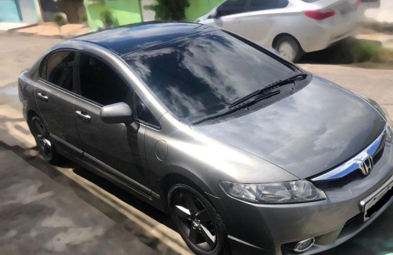 Honda Civic LXS 1.8 i-VTEC (Flex) - Foto #2