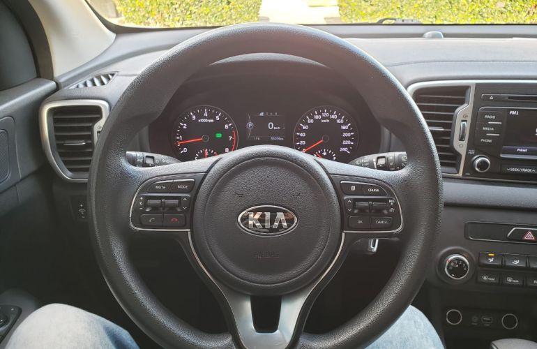Kia Sportage LX 2.0 (Flex) (Aut) P775 - Foto #8