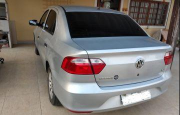 Volkswagen Voyage 1.6 VHT City (Flex) - Foto #10