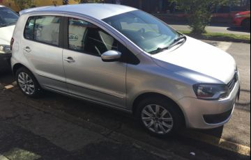 Volkswagen Fox Prime 1.6 8V (flex) 4p - Foto #4