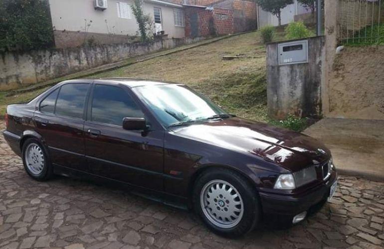 BMW 325ia Cabriolet 2.5 24V - Foto #2