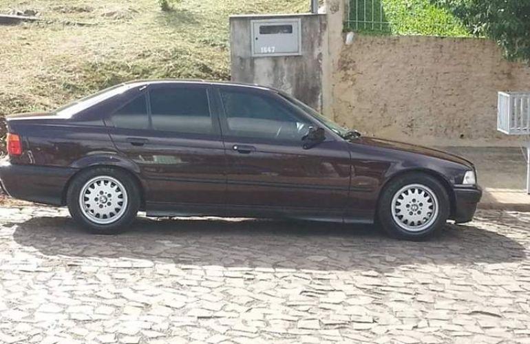 BMW 325ia Cabriolet 2.5 24V - Foto #8