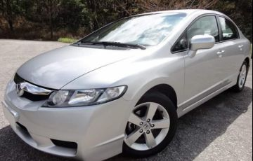 Honda New Civic EXS 1.8 16V i-VTEC (Aut) (Flex) - Foto #3