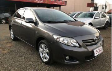 Toyota Corolla Sedan 2.0 Dual VVT-i XEI (aut)(flex) - Foto #1