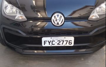 Volkswagen Up! 1.0 12v E-Flex take up! 4p