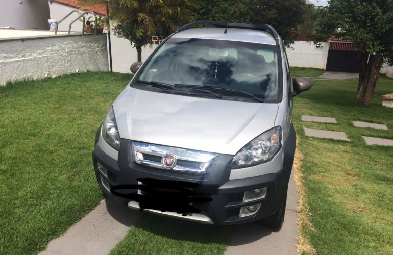 Fiat Idea Adventure 1.8 16V E.TorQ (Flex) - Foto #8