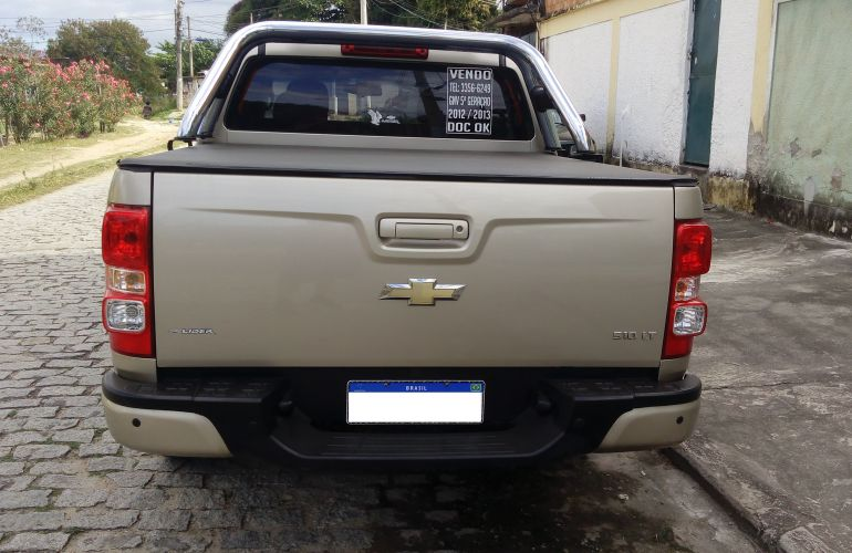 Chevrolet S10 LT 2.4 4x2 (Cab Dupla) (Flex) - Foto #4