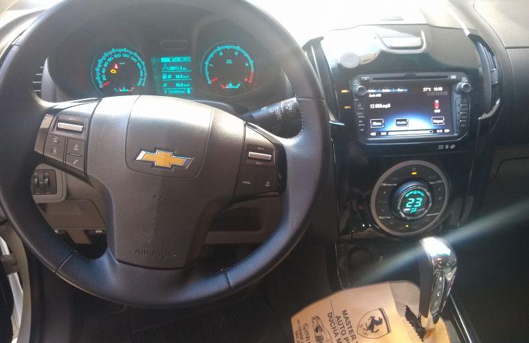 Chevrolet S10 2.8 CTDi 4x4 LTZ (Cab Dupla) (Aut) - Foto #8
