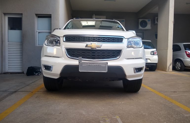 Chevrolet S10 2.8 CTDi 4x4 LTZ (Cab Dupla) (Aut) - Foto #9