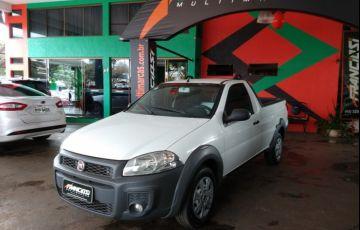 Fiat Strada Working 1.4 (Flex) (Cabine Simples) - Foto #2