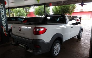 Fiat Strada Working 1.4 (Flex) (Cabine Simples) - Foto #5