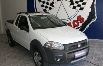 Fiat Strada 1.4 CE Hard Working