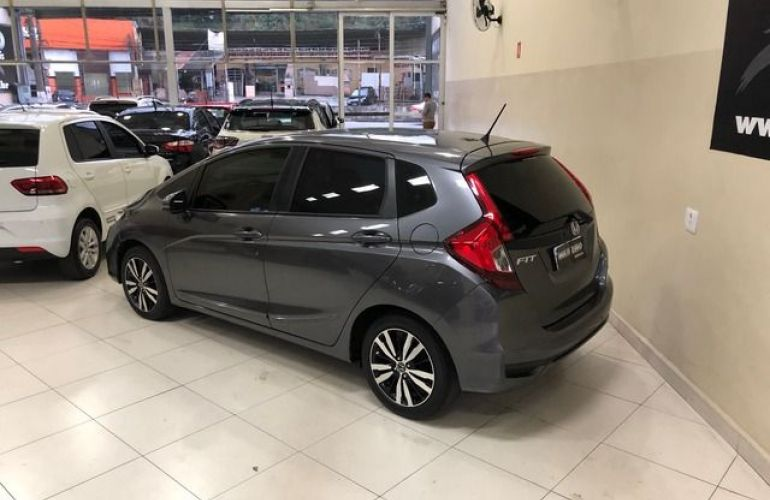 Honda Fit EX 1.5 16V (flex) - Foto #2