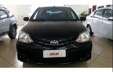 Toyota Etios XS 1.3 (Flex)